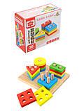 Логическая игрушка «Геометрия» , С31332, отзывы