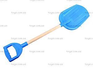 Деревянная лопата, маленькая, 2896, детские игрушки