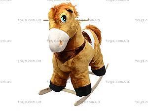 Деревянная лошадка-качалка «Орлик», 40047кор, купить