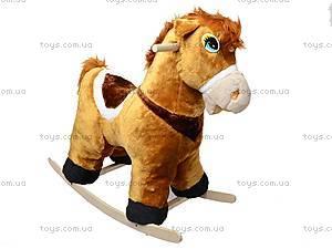 Деревянная лошадка-качалка «Орлик», 40047кор