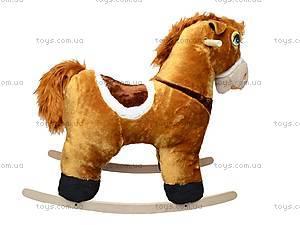 Деревянная лошадка-качалка «Орлик», 40047кор, фото