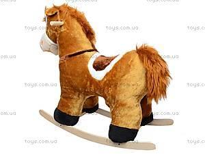 Деревянная лошадка-качалка «Орлик», 40047кор, отзывы