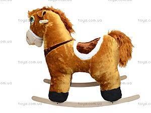 Деревянная лошадка-качалка «Орлик», 40047кор, цена