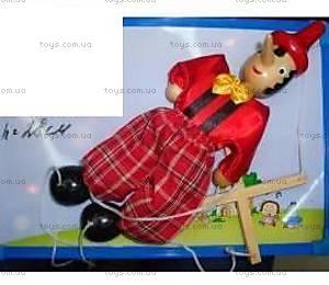 Деревянная марионетка «Буратино», 2011-112