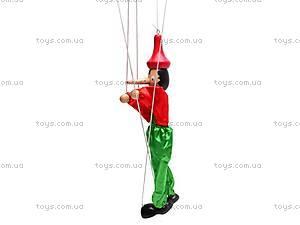 Деревянная марионетка «Пиноккио», 2011-116, купить