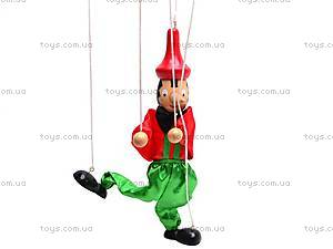 Деревянная марионетка «Пиноккио», 2011-116