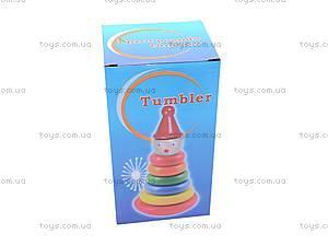 Деревянная пирамидка, 2011-86, цена