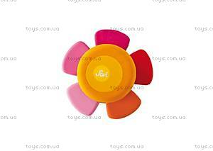 Деревянная погремушка «Цветочек», 82515