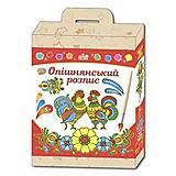 Деревянная шкатулка «Опошнянская роспись», 72760, купить