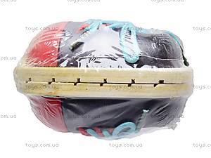 Деревянная шнуровка «Башмак», 2235-5, отзывы