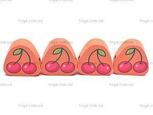 Деревянная шнуровка-бусы, W02-4438, фото