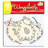 Деревянная шнуровка «Фрукты», 71283, фото