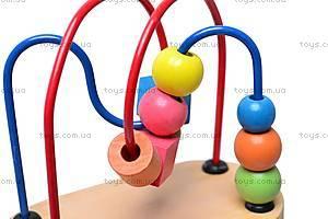 Деревянная спираль для детей, W02-2695, купить