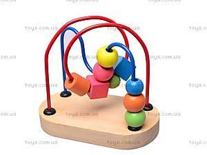 Деревянная спираль для детей, W02-2695, цена