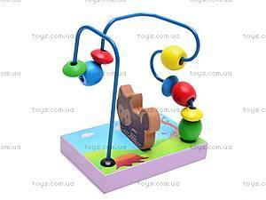 Деревянная спираль «Животные», BT-WT-0193, купить