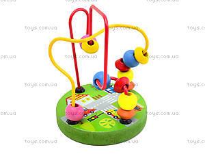 Деревянная спираль, BT-WT-0191, детские игрушки
