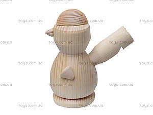 Деревянная свистулька «Петушок», 171901, фото