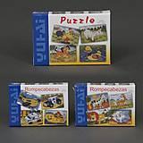 Деревянная игра, 3 вида, 779-626, купить