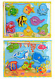 Деревянная игра «Веселая рыбалка», C35942, отзывы