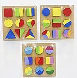 Игра «Геометрика» (звездочка, плюсик), 0588, фото