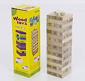 Деревянная игра - головоломка для всех, 0442, фото