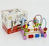Деревянная игра - головоломка «Лабиринт», 0480, купить