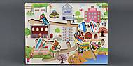 Деревянная игра «Лабиринт Город», C23017, фото