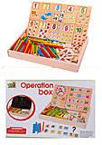 Деревянная игра «Обучающая Доска», C23124, купить
