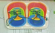 Деревянная игра-шнуровка «Кеды», BT-WT-0112, фото
