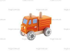 Деревянная игрушка «Грузовик», 82404