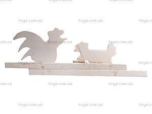 Деревянная игрушка «Курочки», 171875, фото