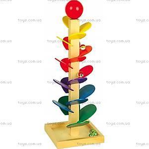 Деревянная игрушка «Листочки», Д106у