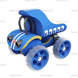 Деревянная игрушка-машинка E-Truck, 821517, фото