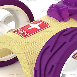 Деревянная игрушка-машинка Hot Rod, 897963, отзывы