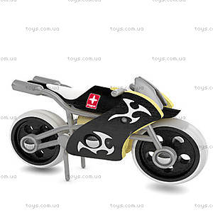 Деревянная игрушка-мотоцикл E-Superbike, 897683