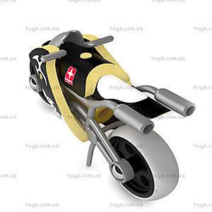 Деревянная игрушка-мотоцикл E-Superbike, 897683, купить