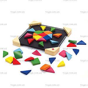 Деревянная игрушка на магнитах Magnetic Mosaic, 897664