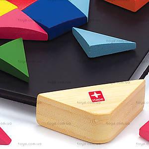 Деревянная игрушка на магнитах Magnetic Mosaic, 897664, отзывы