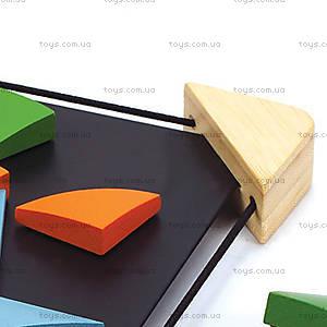 Деревянная игрушка на магнитах Magnetic Mosaic, 897664, цена
