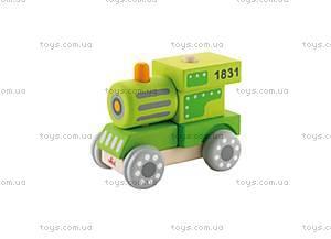 Деревянная игрушка «Поезд», 82408s