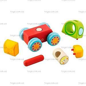 Деревянная игрушка «Скрипучая машинка», 82653, купить