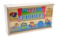 Деревянное домино для детей (XY-6223), XY-6223, купить