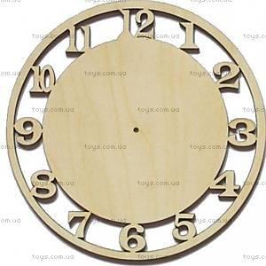 Заготовка «Деревянные часы для декупажа», LY1411-0373