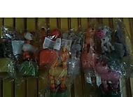 Деревянные фигурки-марионетки, W02-1483, фото
