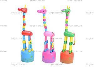 Деревянные жирафы-марионетки, W02-3061, отзывы