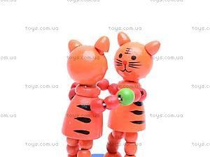 Деревянные животные-марионетки, W02-3058, купить