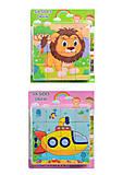 Кубики «Сложи рисунок», C31529