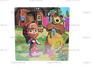 Деревянные пазлы «Маша и Медведь», 2012-005, отзывы