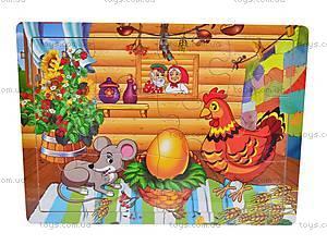 Деревянные пазлы «Персонажи мультиков», E02943, фото