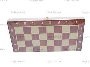 Деревянные шахматы, 527A (B15268), купить